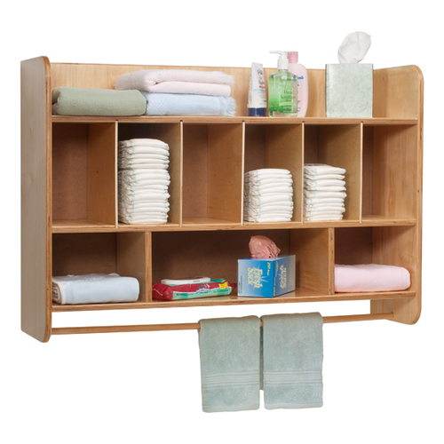 New Wave Hanging Diaper Storage