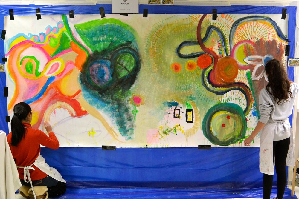 Woods Street Arts Space, Laverton, 2015
