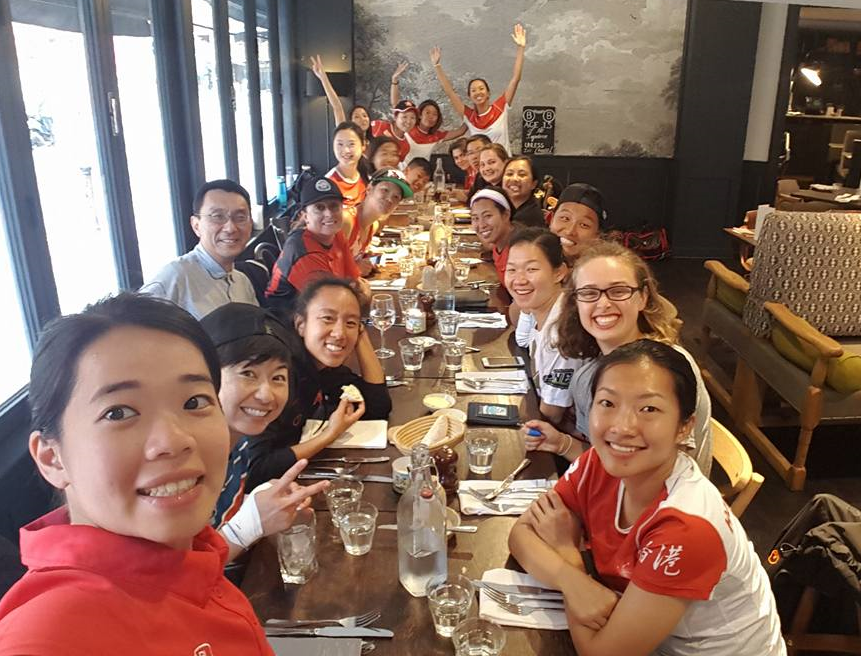 Hong Kong's Women's Team