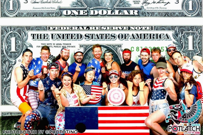 America, F$%# Yeah! - Photobooth by @Phototino