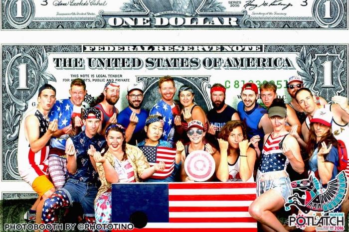 America, F$%#Yeah! -Photobooth by @Phototino