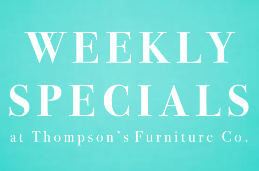 Thompsonu0027s Furniture Co. Offers Quality Furniture And Decor For Every  Budget. Here Is A Sneak Peek Of Some Of Our Most Popular Pieces That ...