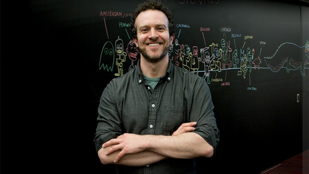 "When he co-founded 37signals, a Chicago-based software firm in 1999, Jason Fried had no idea he'd become The New York Times bestselling co-author of ""Rework,"" a book about starting and running a ""right-sized"" business."""