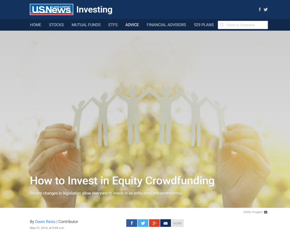 Want to invest like the rich do? Now's your chance – to a point.  The Securities and Exchange Commission is now allowing individuals to invest in companies via web-based crowdfunding portals, known as intermediaries, via the Jumpstart Our Business Startups Act, or JOBS act.