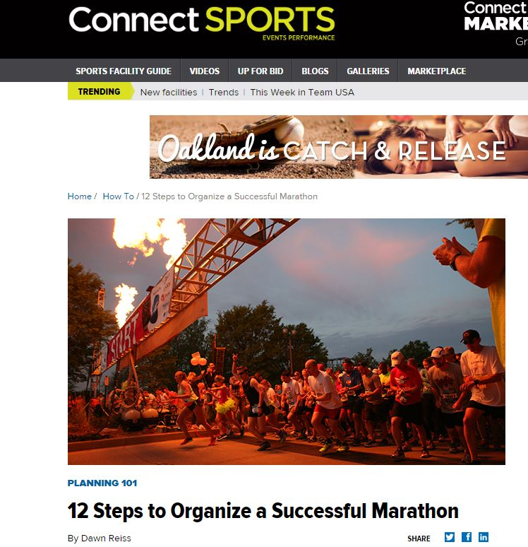 "It's one thing to run a marathon, and another to organize one as a race director. Many organizers say new planners have no idea what it takes—either in terms of money, time, talent or infrastructure—to pull off a major event like a 26.2-mile race that takes over a city. ""The greatest skill set race directors can have is surrounding themselves with people who are more experienced than themselves,"" says Dave McGillivray, race director of the Boston Marathon for the past 29 years. ""You have to think of yourself as more of a conductor than a race director, and your team is your orchestra."" We talked to several successful marathon organizers to get their tips on running an expert event."