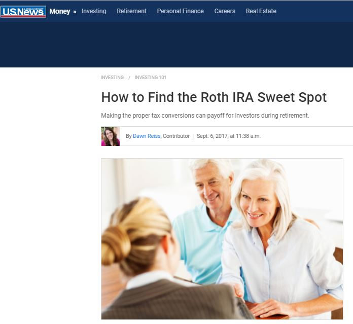 Timing is everything, especially when it comes to making the proper tax conversions for a retirement savings account.  Knowing how and when to convert a 401(k) to a Roth 401(k) investments or transition a traditional individual retirement account – better known as an IRA – to a Roth IRA can have big tax implications.