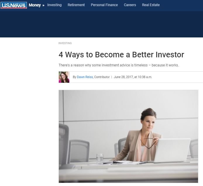 No one becomes a savvy investor overnight. The best investors are always learning about investing. What's more, these investors recognize that every investment comes with a built-in trade-off.