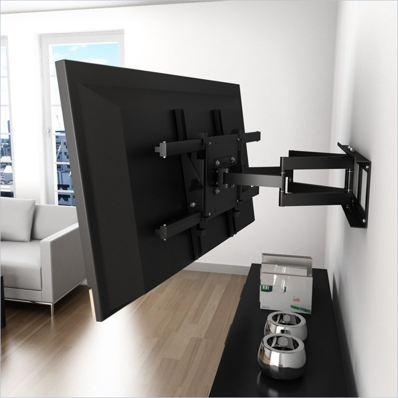 How To Hang Tv On Wall wall mount tv. trendy wall mounted tv with hidden wires tutorial