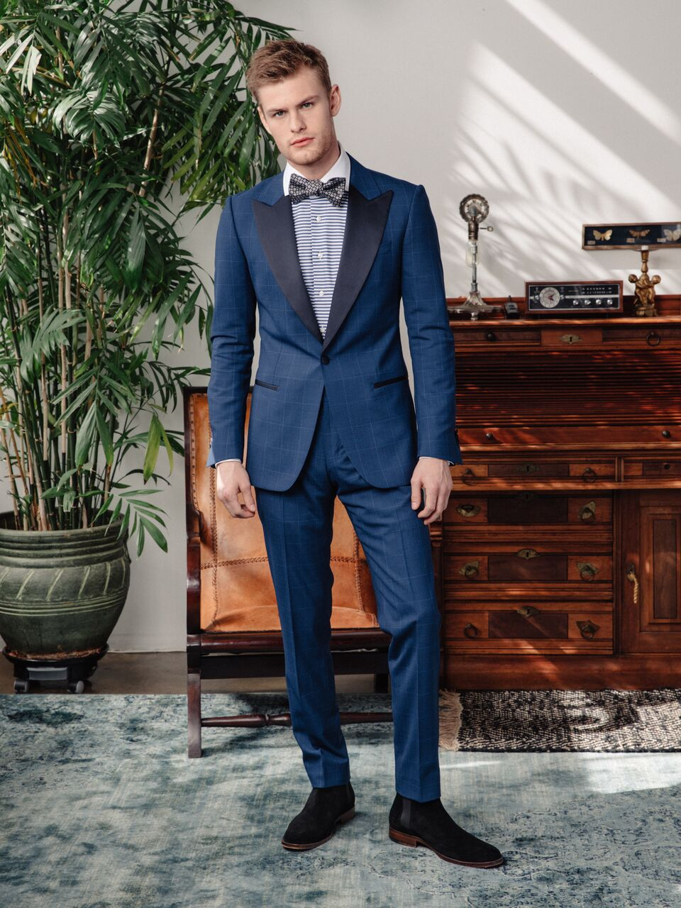 Klein Epstein & Parker  Made to Measure / Knitwear / Ready-to-Wear  West Hollywood, Newport Beach, San Francisco, Fashion Valley (San Diego), Forum Shops (Las Vegas), Portland