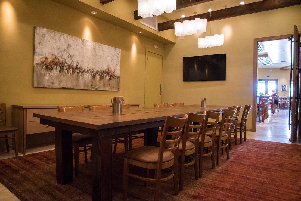 la mesa room