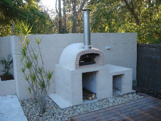 fired pizza ovens for domestic use