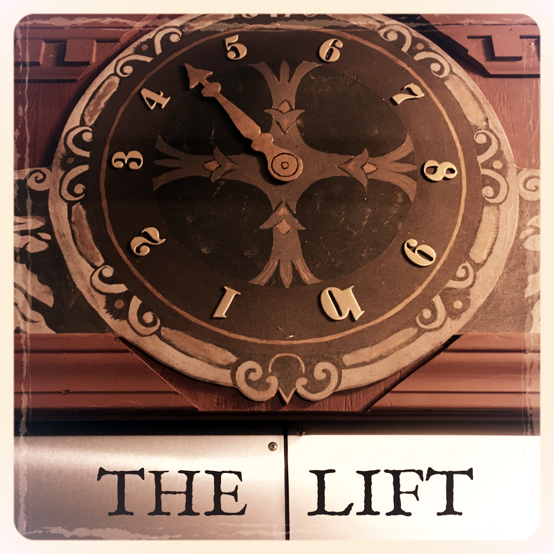 Copy of The Lift - Mobile Escape Room