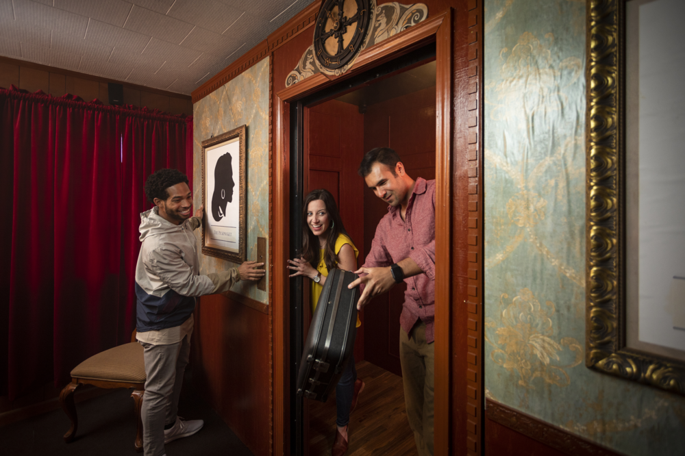 The Lift Escape Room, Escape Artist Greenville, SC