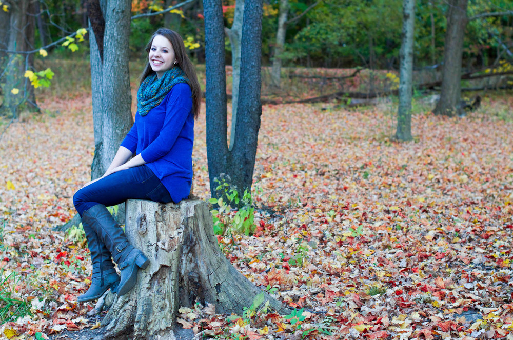 Again We Say Rejoice Photography - Autumn Leaves Senior Girl Portraits (9 of 21).jpg