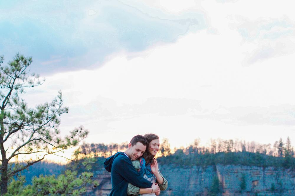 Dustin + Gabi Engagement Photo Shoot - Red River Gorge KY Engagement Photo Shoot (5 of 20).jpg