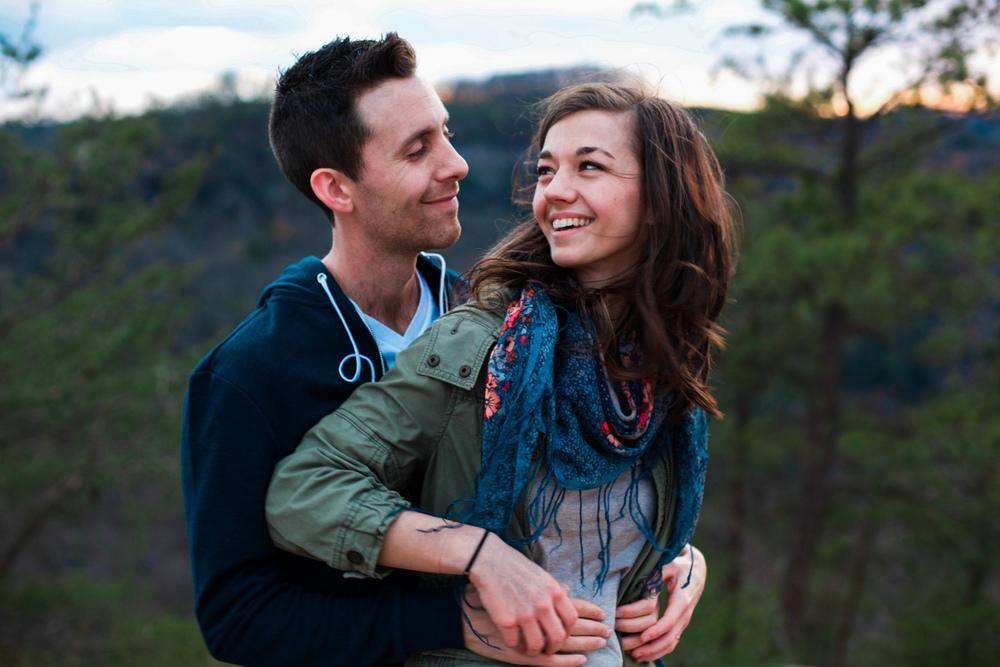 Dustin + Gabi Engagement Photo Shoot - Red River Gorge KY Engagement Photo Shoot (6 of 20).jpg