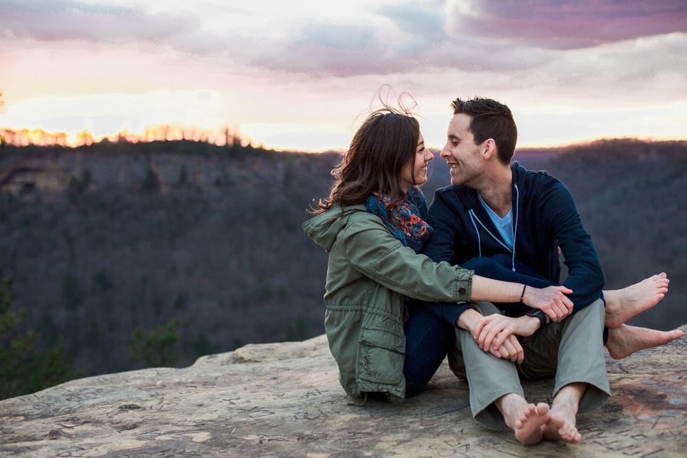 Dustin + Gabi Engagement Photo Shoot - Red River Gorge KY Engagement Photo Shoot (12 of 20).jpg