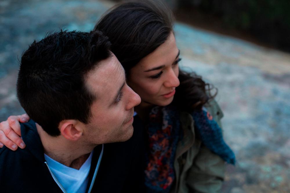Dustin + Gabi Engagement Photo Shoot - Red River Gorge KY Engagement Photo Shoot (16 of 20).jpg