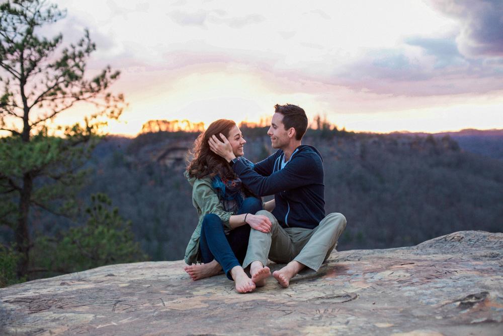 Dustin + Gabi Engagement Photo Shoot - Red River Gorge KY Engagement Photo Shoot (10 of 20).jpg