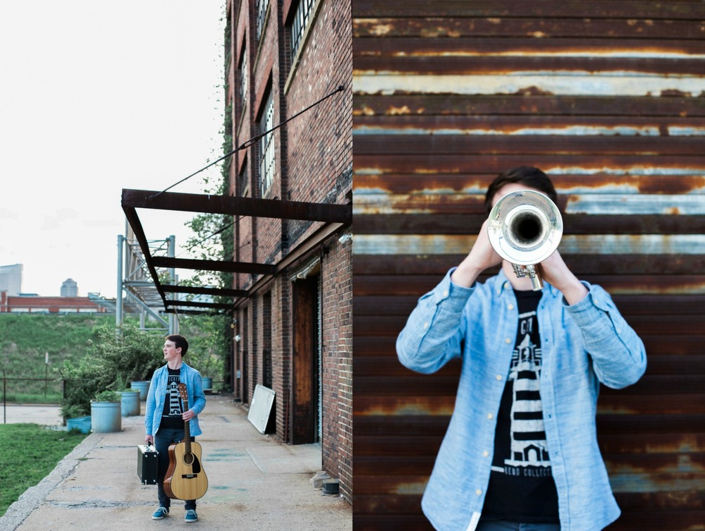 Guys Senior Photo with Trumpet and Guitar.jpeg