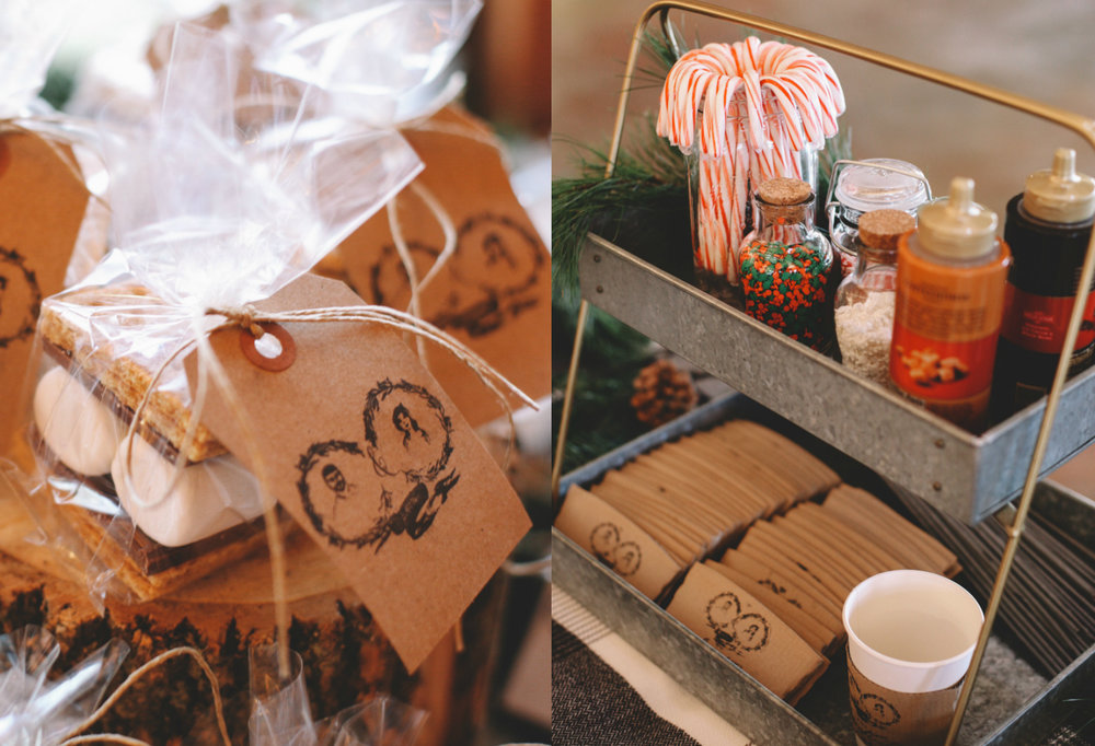 Wedding Hot Chocolate Bar and Smore Favors.jpg