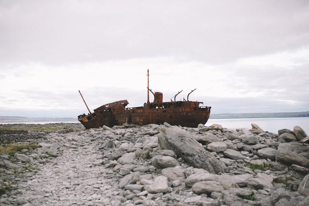 10 Tear Anniversary Trip - Aran Island Inis Orr Cliffs of Moher  (11 of 96).jpg