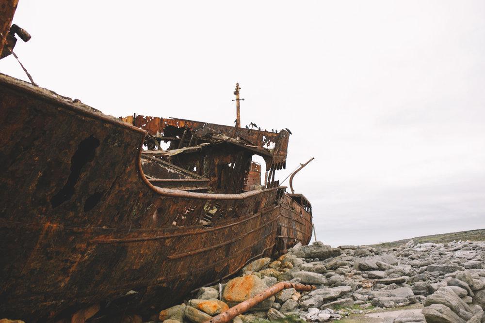 10 Tear Anniversary Trip - Aran Island Inis Orr Cliffs of Moher  (19 of 96).jpg