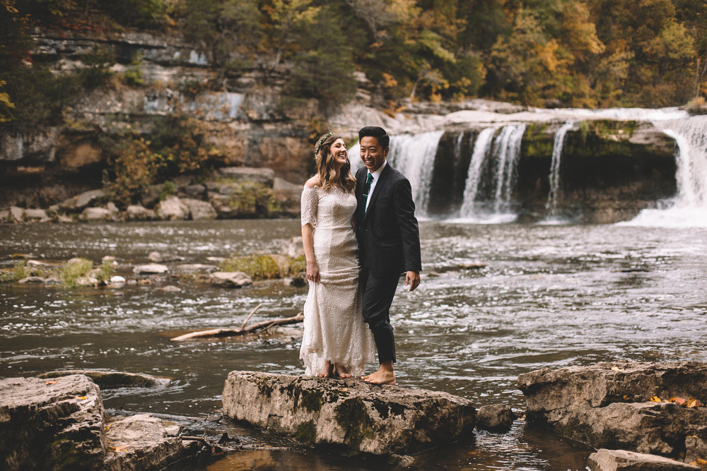 Cataract Falls Couple Photo Shoot Again We Say Rejoice Photography  (26 of 1).jpg