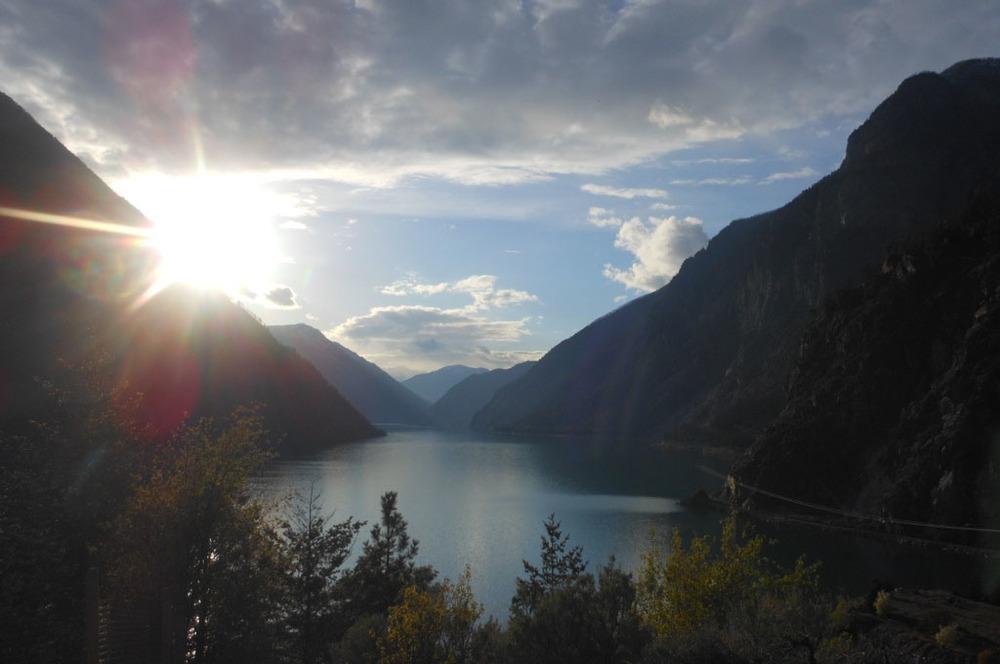 Seton Lake Sunrise.jpg