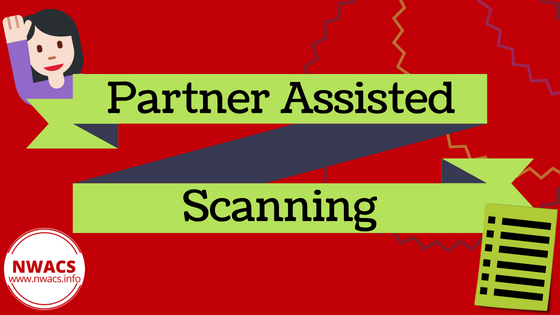 Partner Assisted Scanning