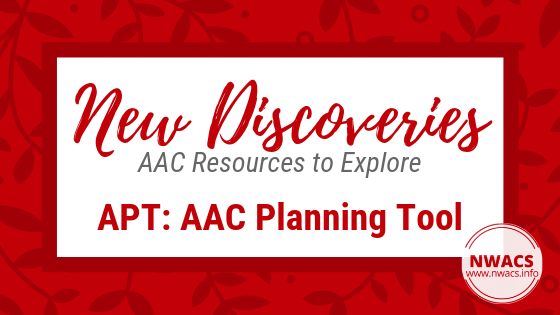 New Discoveries: APT: AAC Planning Tool