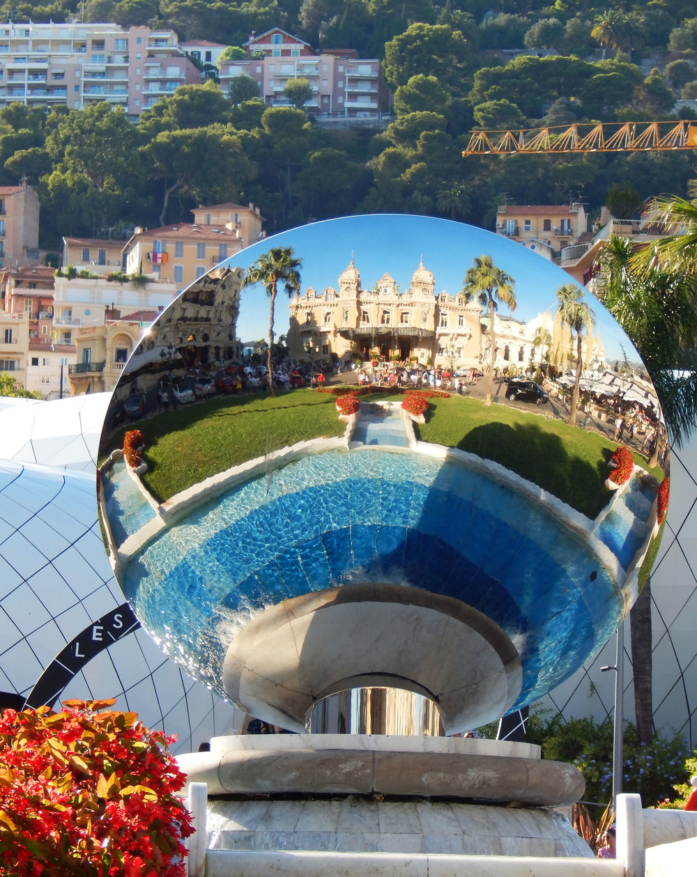 Monaco reflection