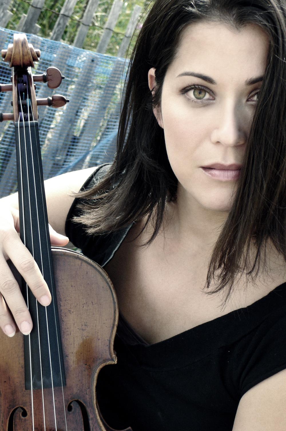 Jennifer Frautschi - photo by Lisa Marie Mazzucco