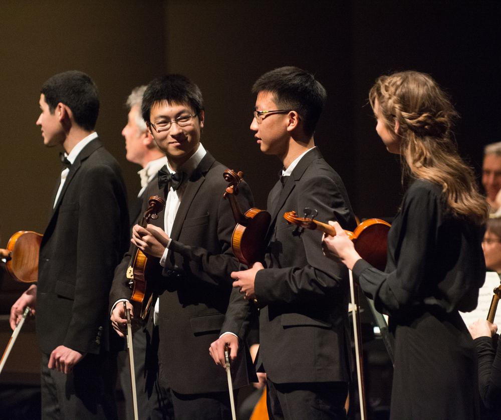 Modesto symphony Youth Orchestra