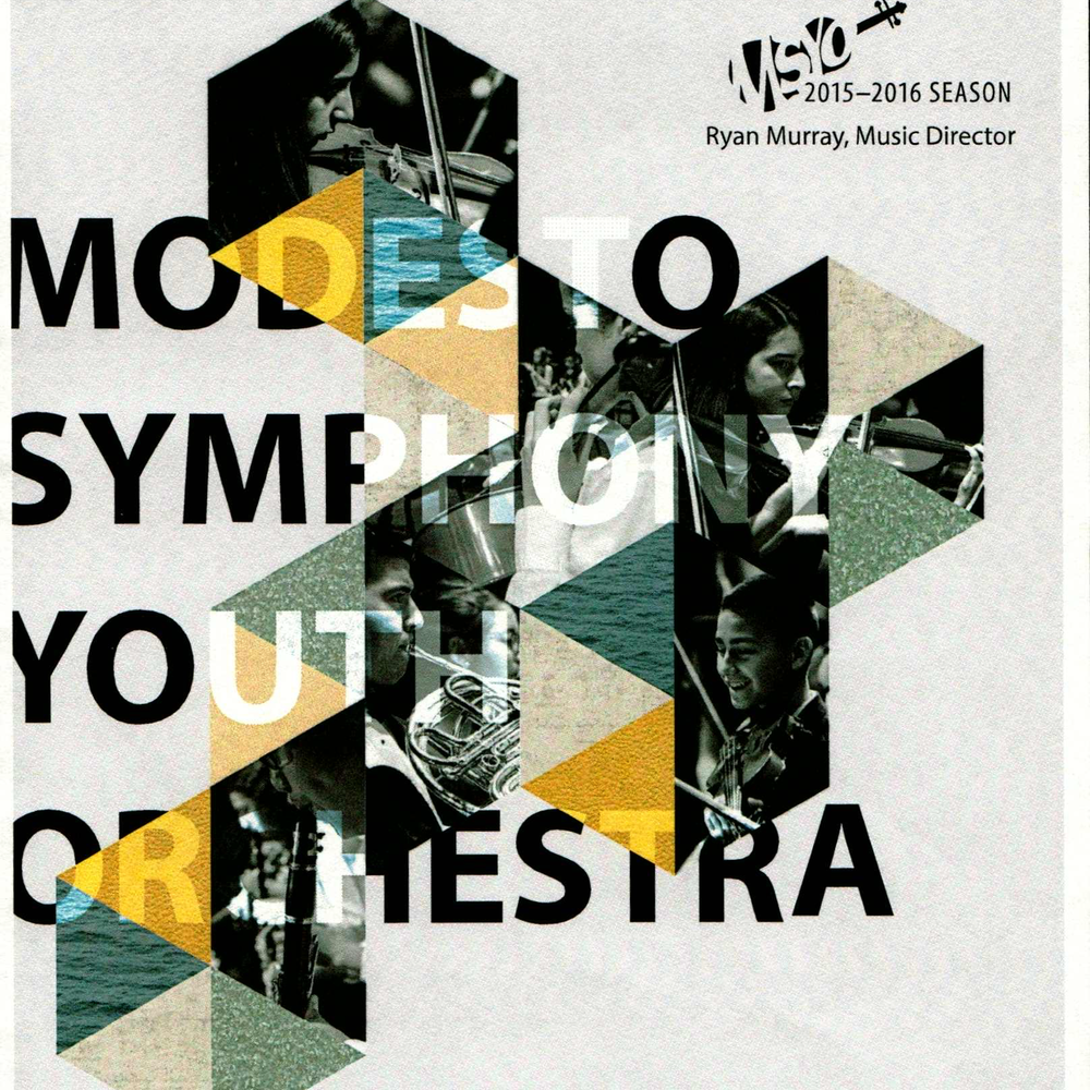Modesto Symphony Youth Orchestra Spring Concert
