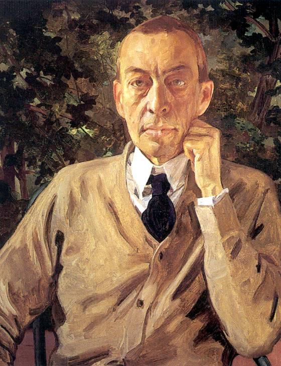 Sergey Rachmaninov | 1873-1943