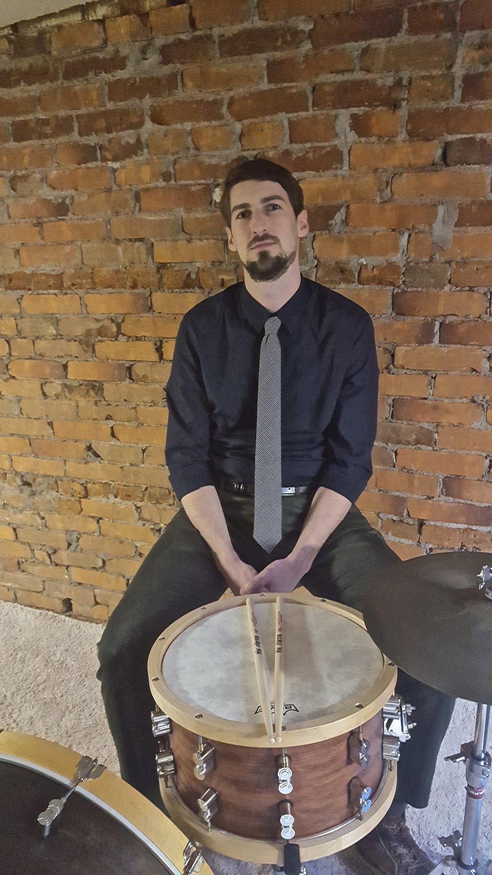 Matt Scarano, Drummer
