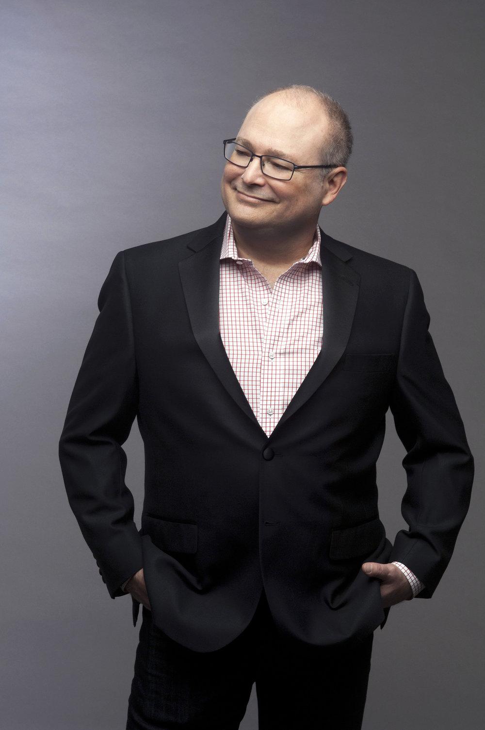 Stuart Chafetz ,  guest conductor