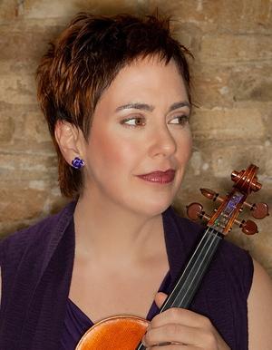 Dylana Jenson, violin