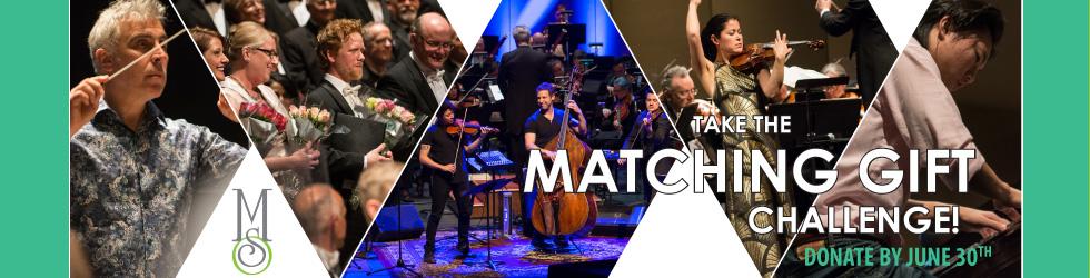 Modesto Symphony Matching Gift Challenge