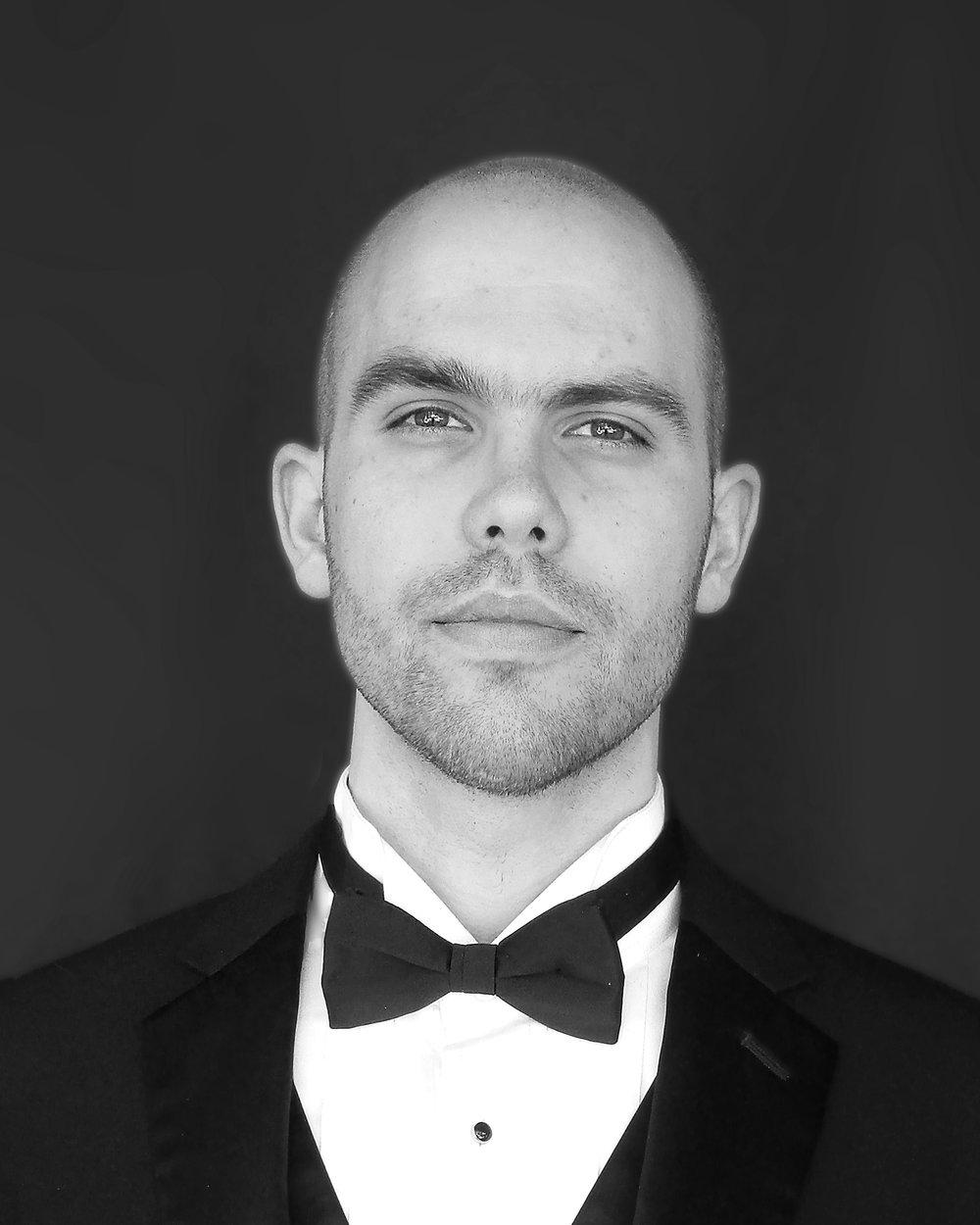 Ryan Murray Headshot
