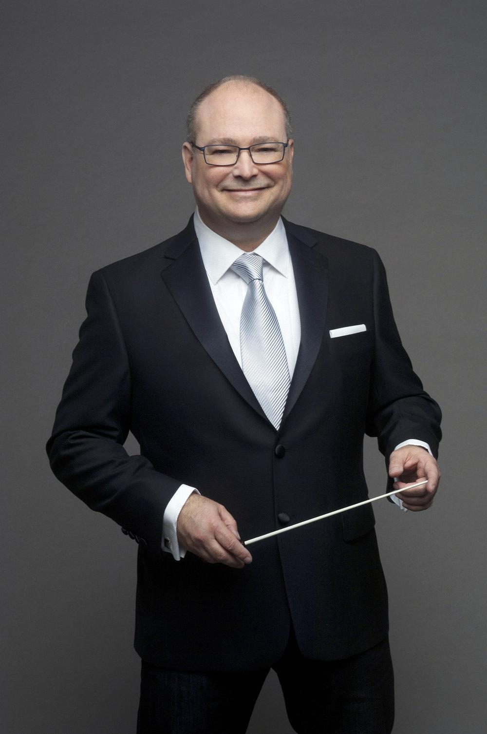 Stuart Chafetz, guest conductor