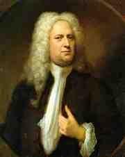 George Frideric Handel 1685-1759