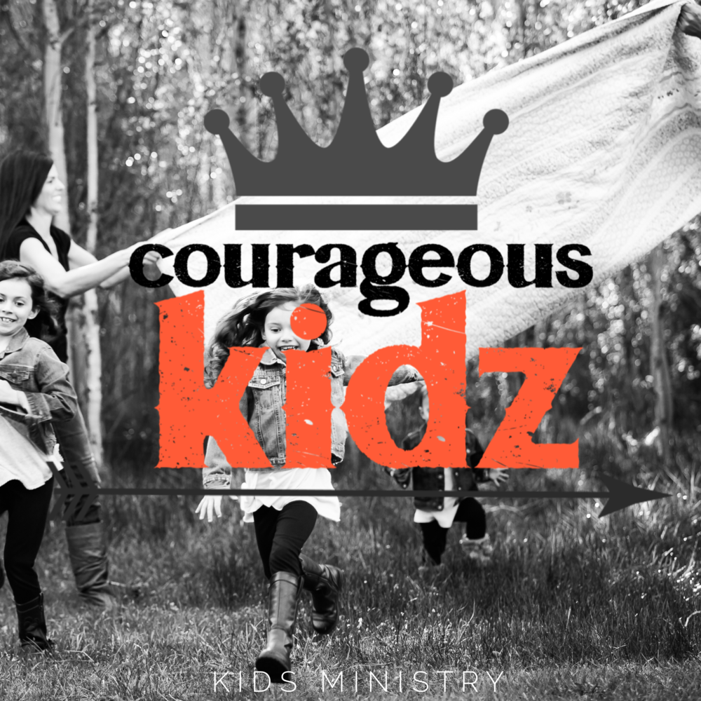 Courageous Kids Our heart is to see kids become fully devoted and courageous followers of Jesus. Every Sunday at 10:30am the kids have their very own service.