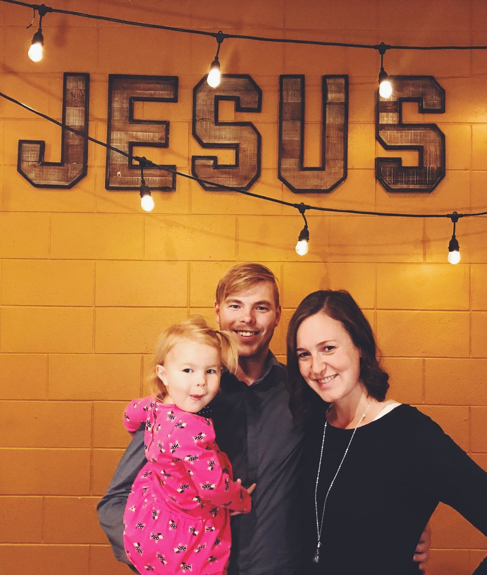 Pastor Kyle and Melissa Jeffery   Site and Youth Pastor of the Ogden location