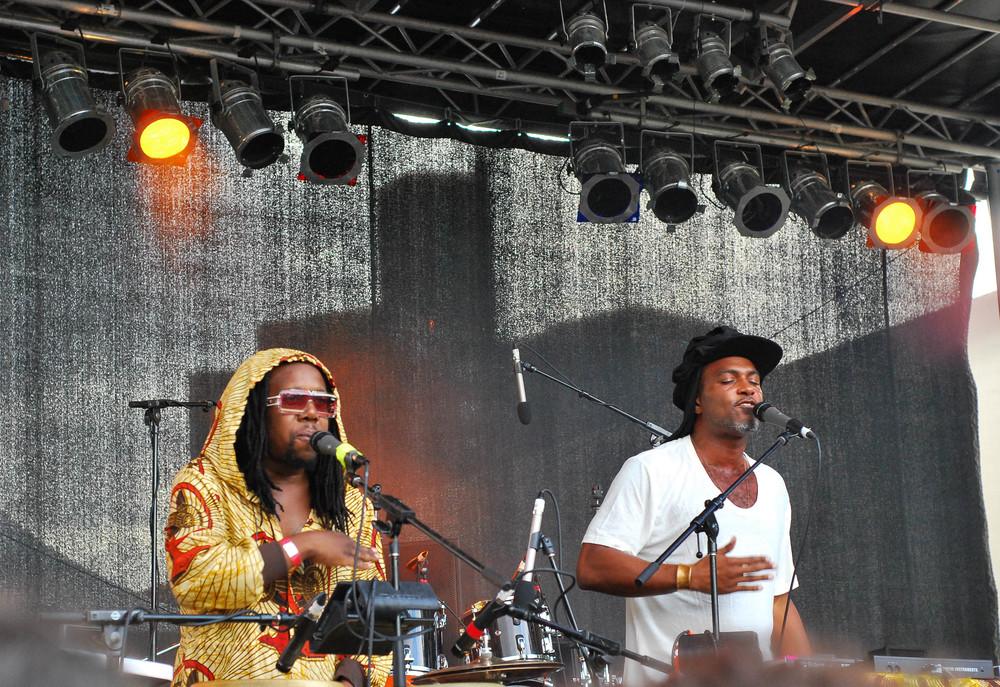 Shabazz Palaces x Afro Punk , 2014