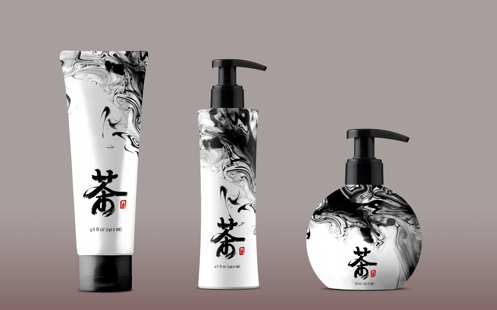 Cosmetics Packaging Design