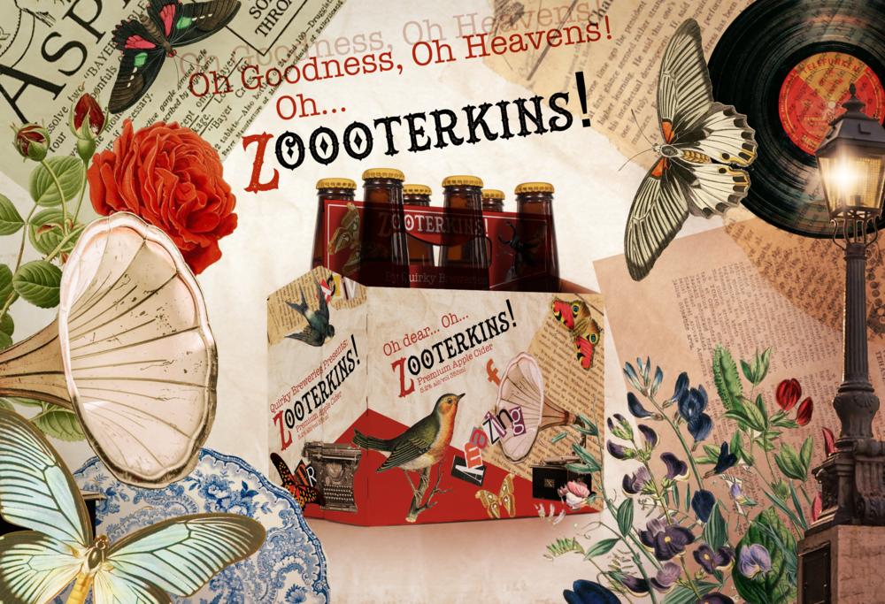 Zooterkins! - Premium Apple Cider