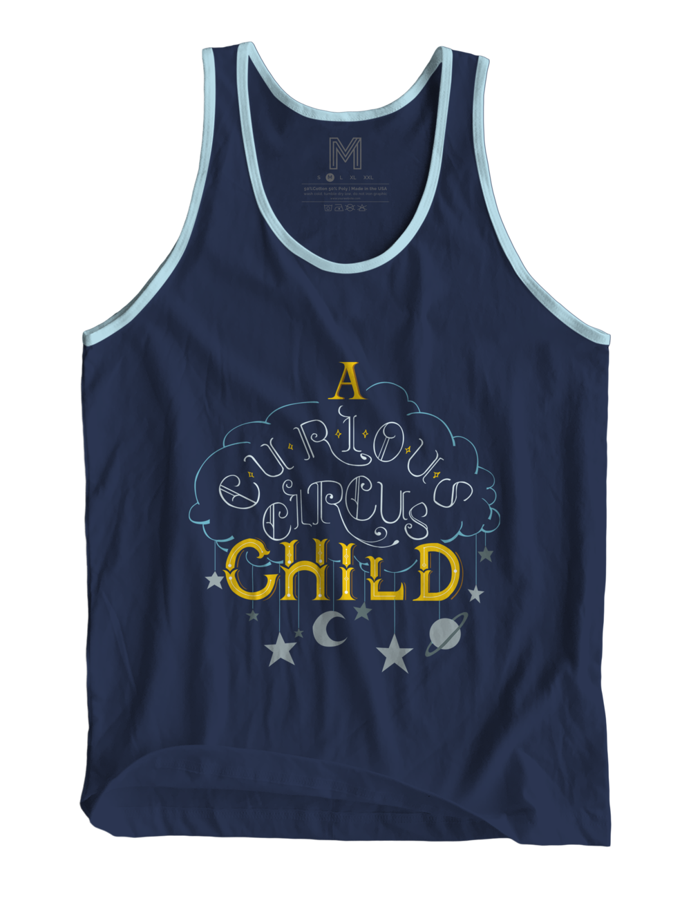 Circus child tank top.png