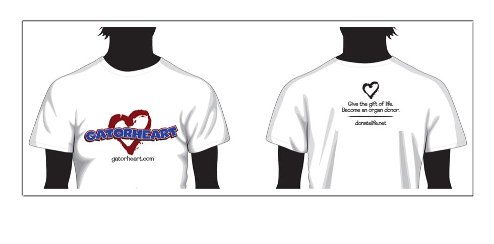 Gatorheart T-Shirt!
